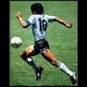 La botonera de Diego Maradona icon