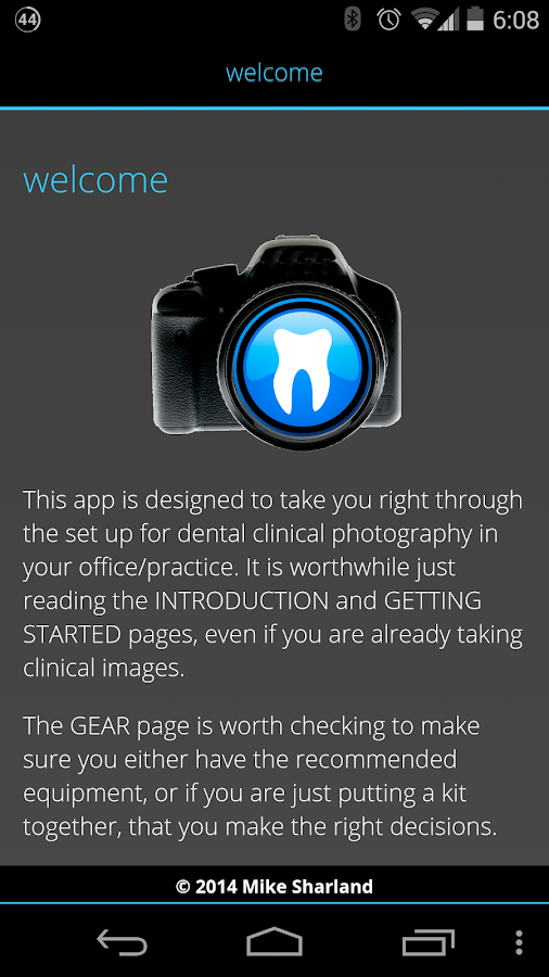 Dental Photography- screenshot
