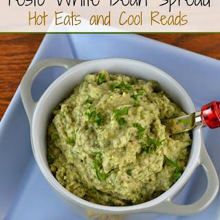 Pesto White Bean Spread