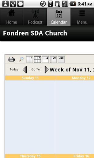 Fondren SDA