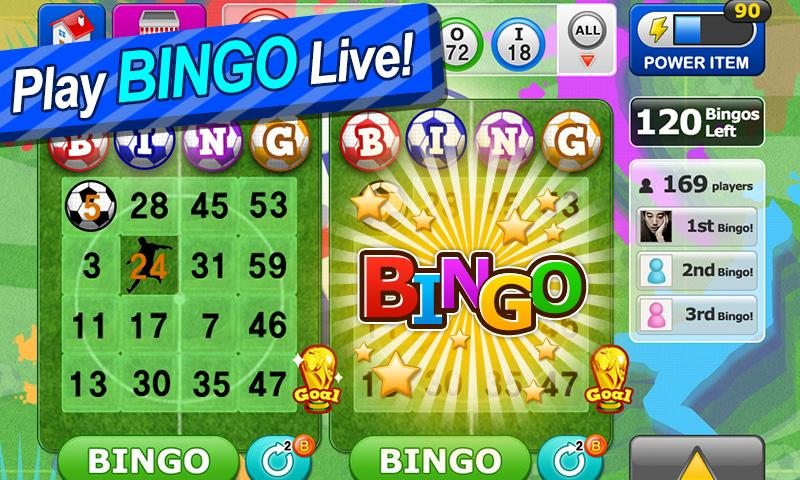 Bingo Craze- screenshot
