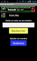 Screenshot of Mauritius Directory