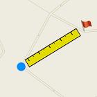离……的距离 icon