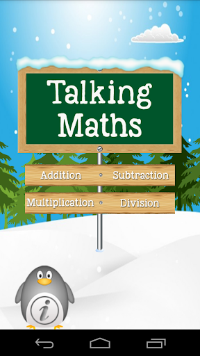 Talking Maths for Kids