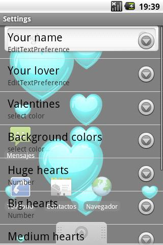 3D Valentines Wallpaper Lite- screenshot