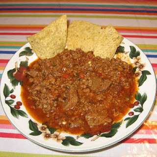 Super Texas Chili.