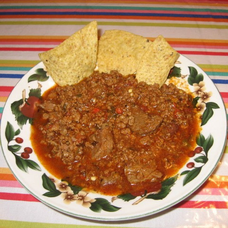Super Texas Chili