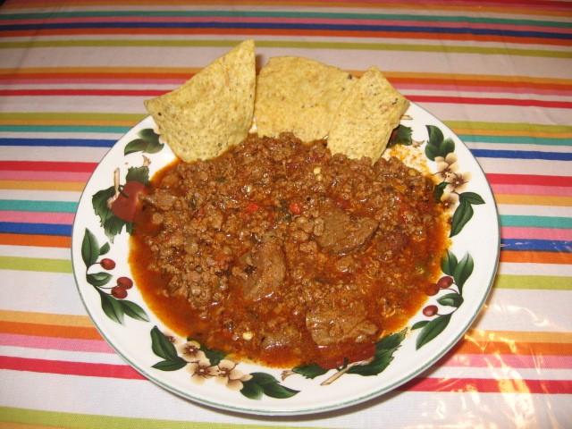 Super Texas Chili Recipe