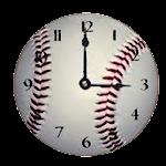 Pittsburgh Pirates clock widgt