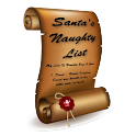 Santa's Naughty List icon