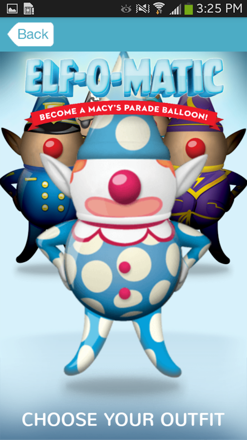 Macy's Thanksgiving Parade - screenshot