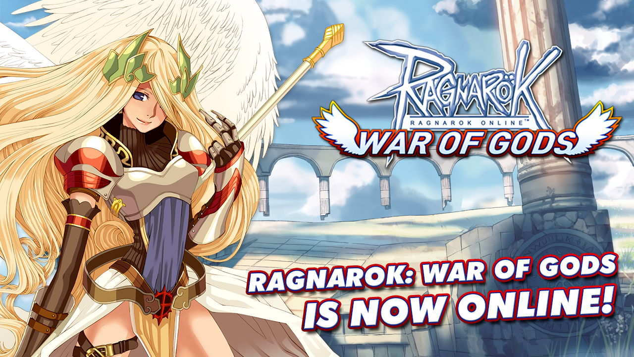 Ragnarok: War of Gods - screenshot