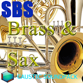 Brass & Sax Caustic Soundpack