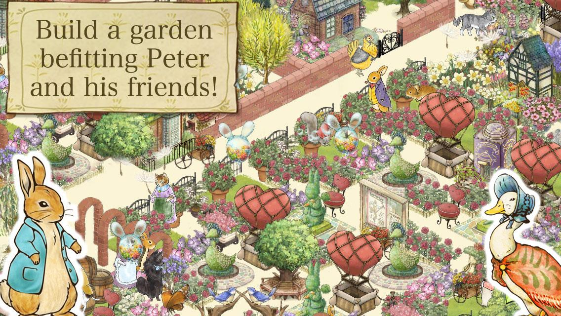 Peter Rabbit 39 S Garden Android Apps On Google Play