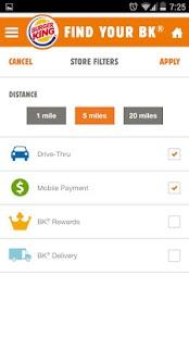 BURGER KING® App - screenshot thumbnail