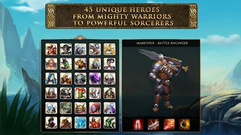 Heroes of Order & Chaos Screenshot 23