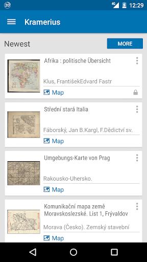 Kramerius - Digital Library