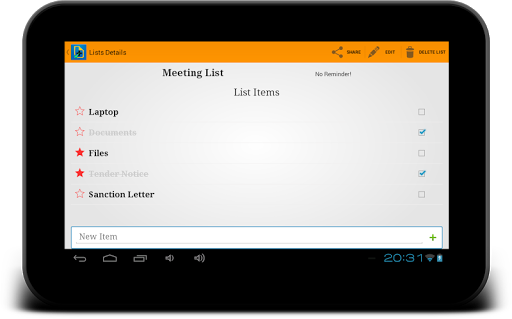 玩生產應用App ListSketcher免費 APP試玩