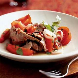 Yam Nuea Yang (Spicy Beef Salad)