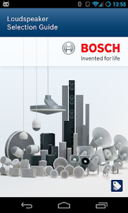 Bosch Loudspeaker Selection