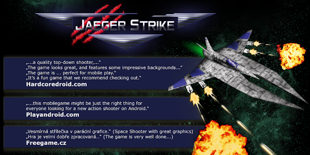 Jaeger Strike- screenshot thumbnail