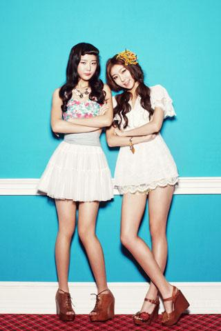 dalshabet Wallpaper - screenshot