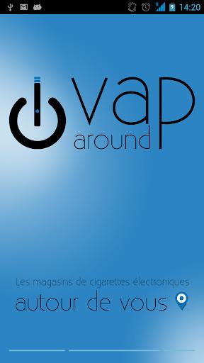 【免費生活App】VapAround-APP點子