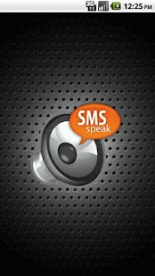 SMS Speak- screenshot thumbnail