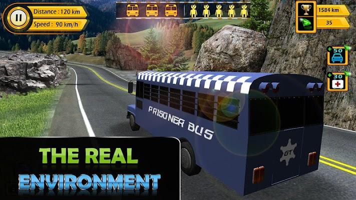 Brake Fail - Bus Driving Game - screenshot