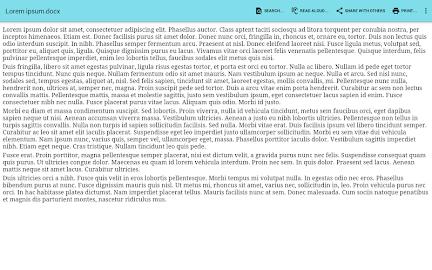 Office Documents Viewer (Full) Screenshot 4