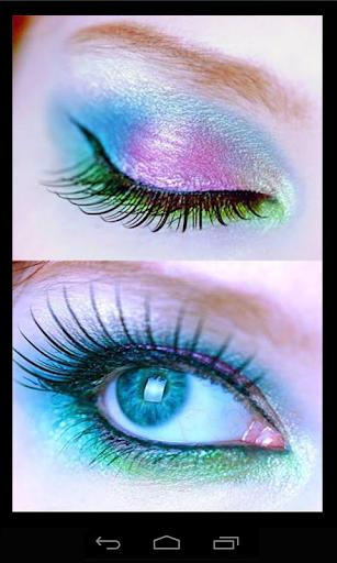 玩免費娛樂APP|下載眼部化妆设计 app不用錢|硬是要APP