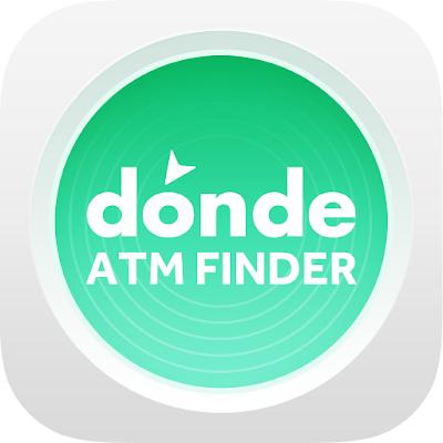 Donde ATM Finder