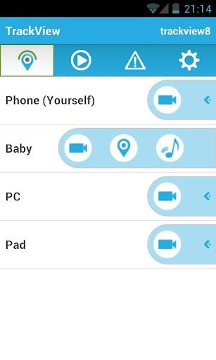 手機防盗 - 手機監控 - 手機定位跟踪