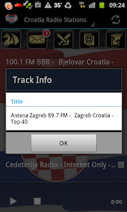 Croatia Radio Music & News - screenshot thumbnail