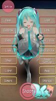Screenshot of 【Miku AR Camera】Mikuture