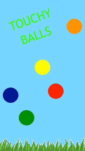 Touchy Balls Free