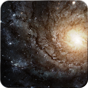 Galactic Core Live Wallpaper