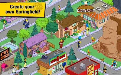 The Simpsons™: Tapped Out v4.9.4 Apk 3