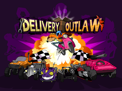 Delivery Outlaw - screenshot thumbnail