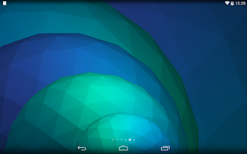 SpinIt Live Wallpaper- screenshot thumbnail