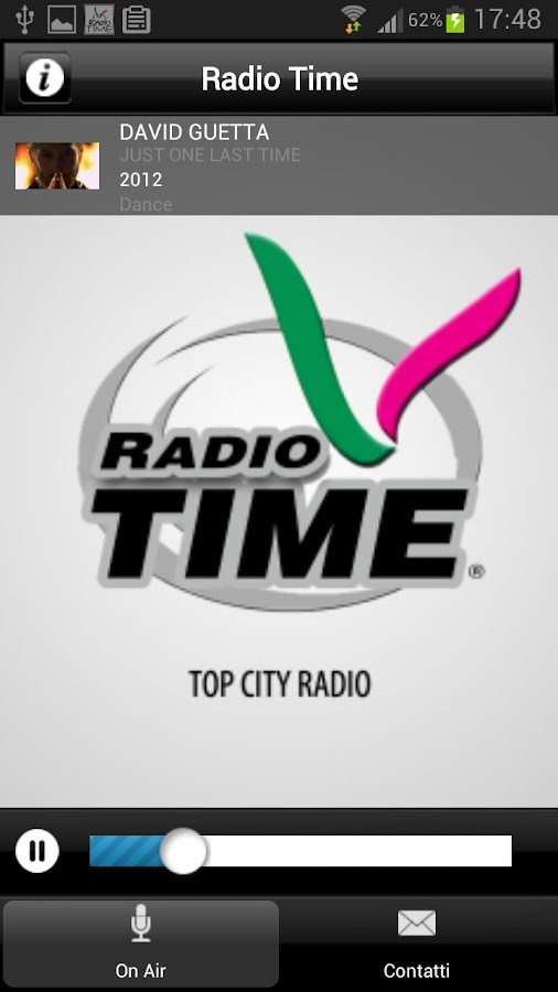 Radio Time - screenshot