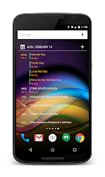 Chronus: Home & Lock Widgets APK screenshot thumbnail 4