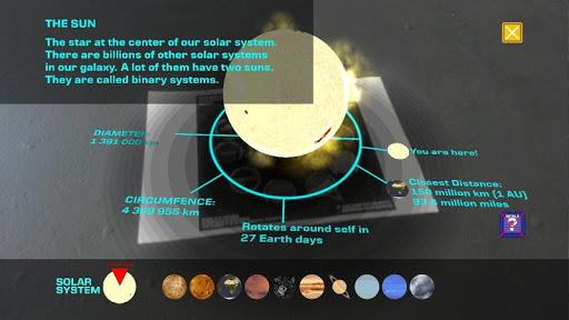 Our Solar System AR free