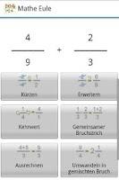 Screenshot of Math Owlet