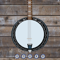 Screenshot of Banjo Tuner