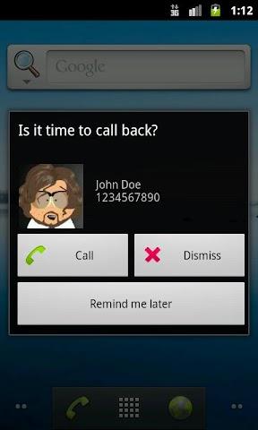 Screenshots for Postphone