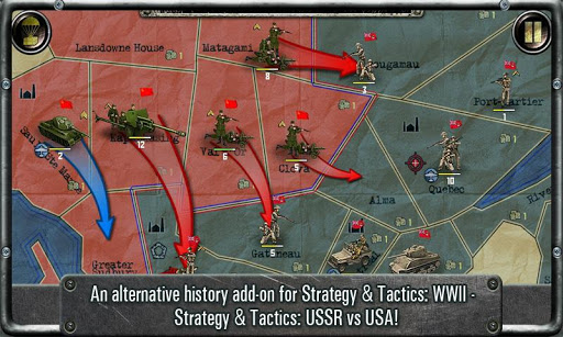 Strategy Tactics:USSR vs USA