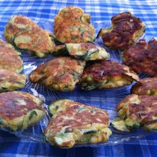 Zucchini Rounds Recipe