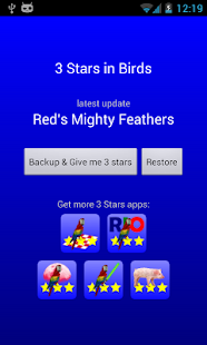 3 Stars in Birds - screenshot thumbnail