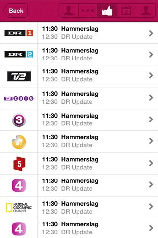 TimeFor.TV (ONTV) TV guide - screenshot